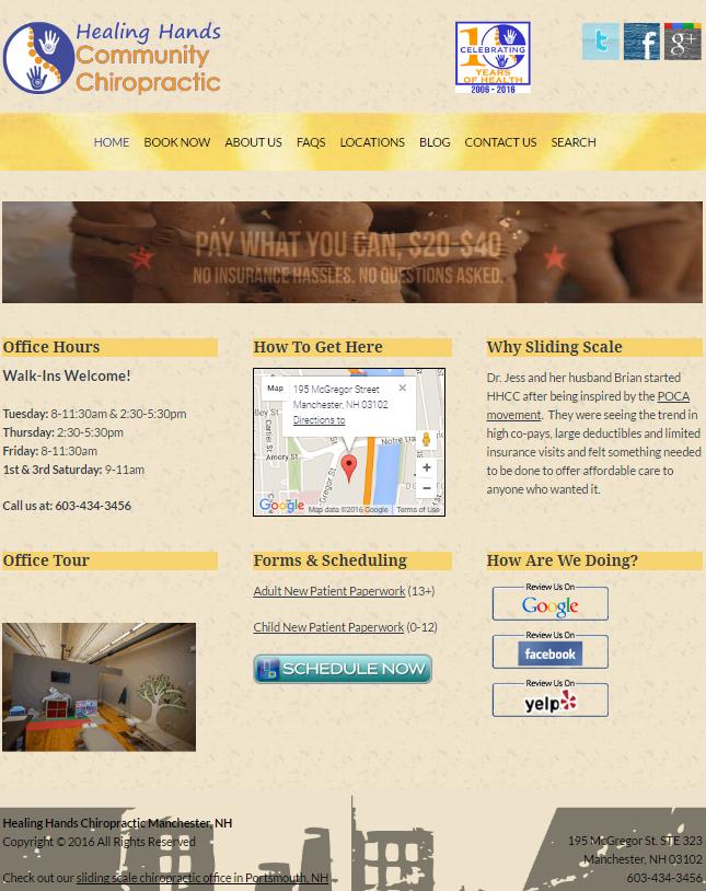 Web Design :: Easy Street Interactive | NH SEO & Web Design